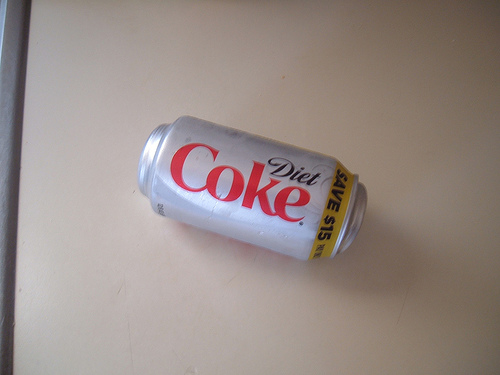 Positive Pressure Coke Can