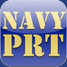 Navy PRT App for iPhone